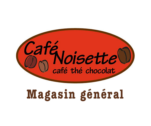 Logo officiel de Café Noisette
