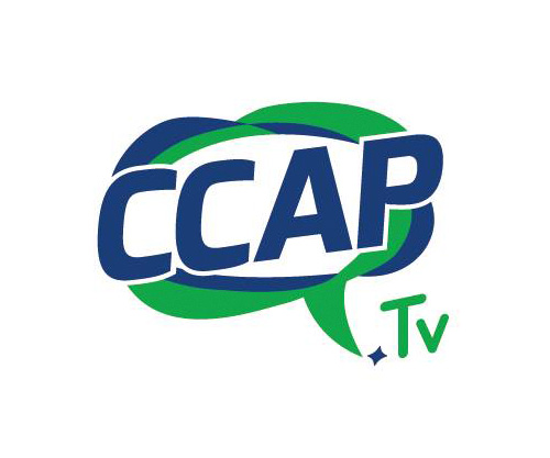 Logo officiel de CCAP.tv