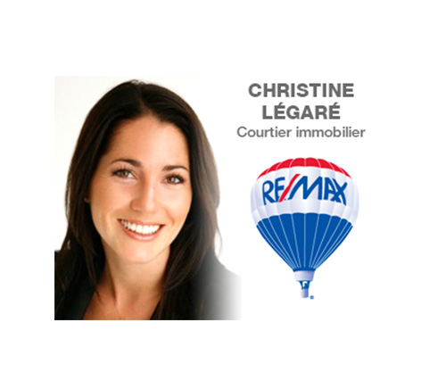 Logo officiel de Christine Légaré