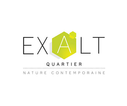 Logo officiel de Quartier Exalt