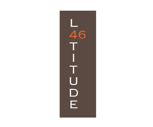 Logo officiel de Latitude 46