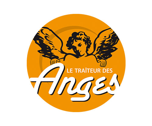 Logo officiel de Le Traiteur des Anges