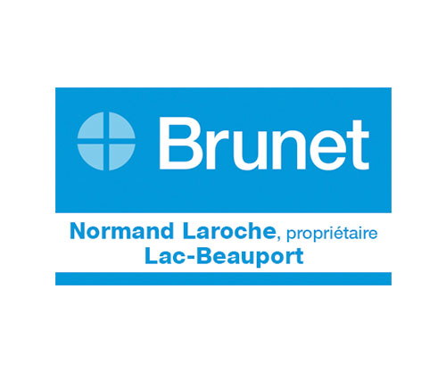 Logo officiel de Pharmacie Brunet Lac-Beauport