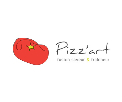 Logo officiel de Pizz'art