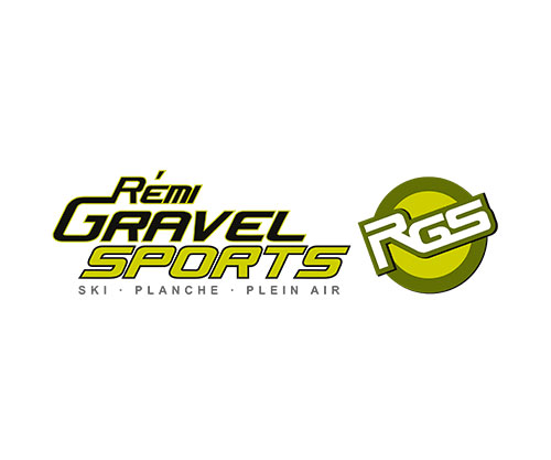 Logo officiel de Rémi Gravel Sports