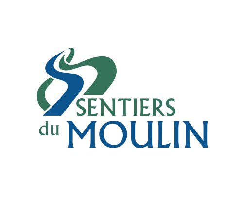Logo officiel de Les sentiers du Moulin